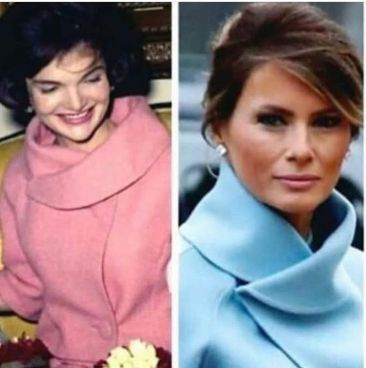 First Lady Style – Formal Daytime Attire for Ladies