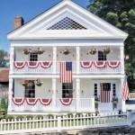 Dress Up Your House for July 4th!