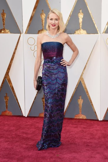 Stunning at the Oscars!  Oscar Red Carpet Fashion 2016