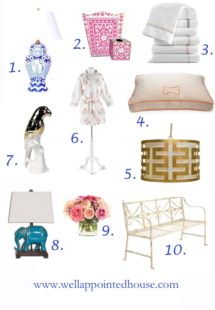 More hot new home decor items what 39 s trending for spring for Latest home decor items