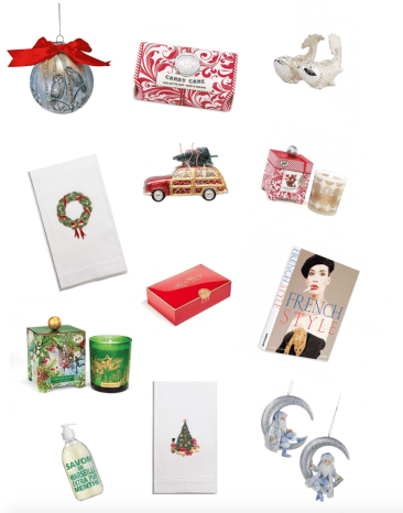 Quick-Ship Holiday Hostess Gifts for Christmas 2017