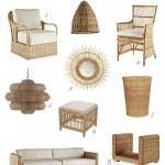 Our Favorite Rattan Furniture & Accessories