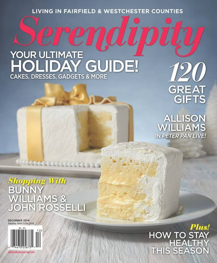 Serendipity December 2014 - we had product feature