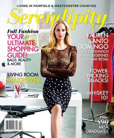 Melissa's Fall Trend Picks in Serendipity's September Issue