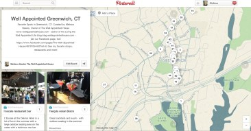 Well Appointed Greenwich, CT: Check out my Guide to Favorite Places in Greenwich on Pinterest