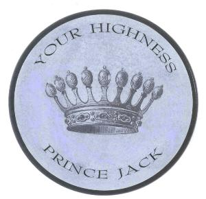 Your Highness Prince Plaque for the Nursery from www.wellappointedhouse.com