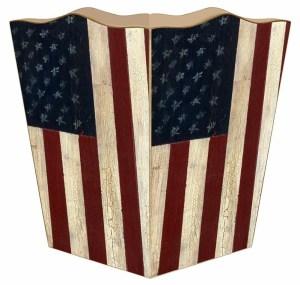 american_flag_decoupage_wastebasket