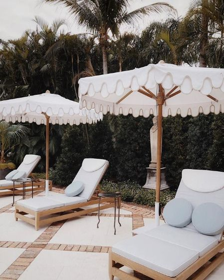 stylish patio umbrellas for 2019 the