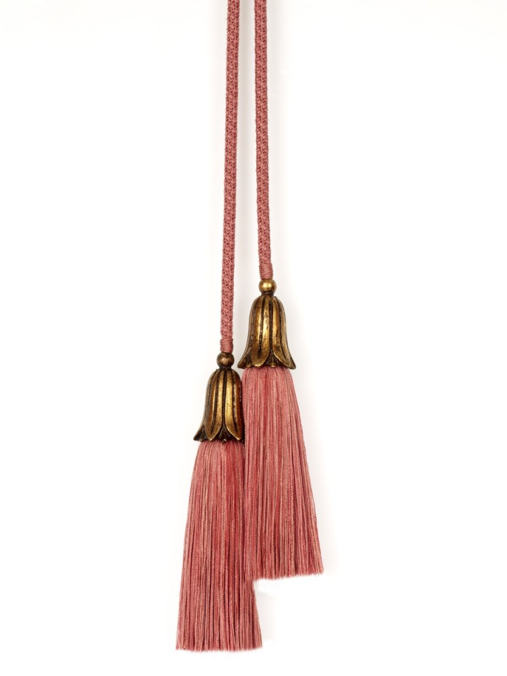 charlotte moss key tassel
