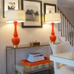 Orange Crush: Decorating with Orange