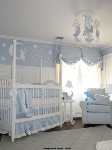 The Stylish Nursery: Cribs We Like