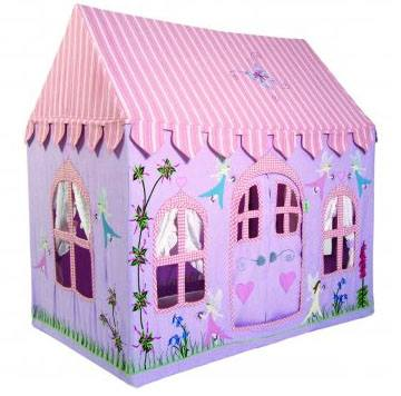 fairy play cottage  sc 1 st  The Well Appointed House Blog & Last Day to Ship Play Tents for Kids: Great Christmas Gift Idea ...