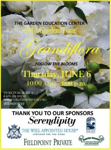 2013 Greenwich Garden Tour
