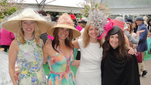 hat party 2012