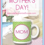 Shop for Mother's Day! Coupon for The Well Appointed House!