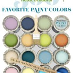 Announcing House Beautiful's 500+ Favorite Paint Colors App!