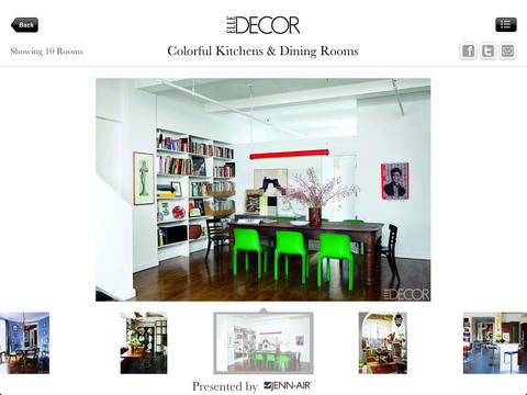 Top Interior Design Apps Elle Decor Lookbook