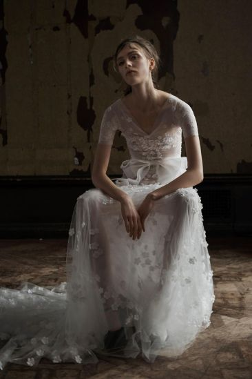 The Well Appointed Wedding: Top 5 Wedding Dress Trends – Bridal Fashion Week 2015