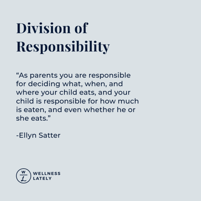 Division-of-responsibility