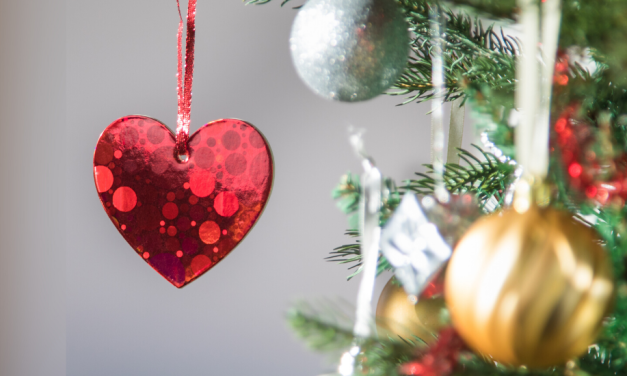 It's Simple, not easy: Being a Christmas Blessing