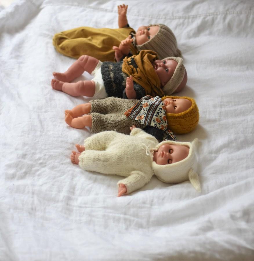 DIY : un head band pour les poupées.