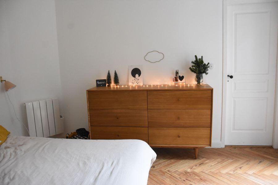 Avant / Après : les chambres