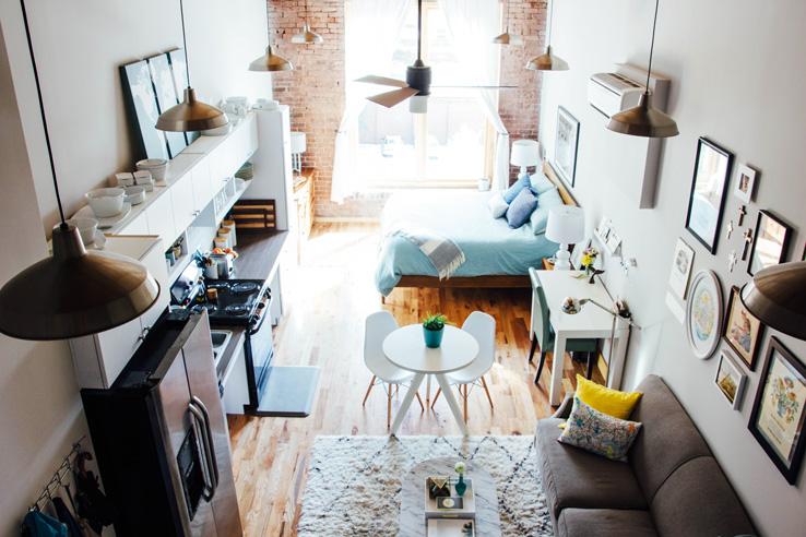 Decorating Ideas For Loft Studio
