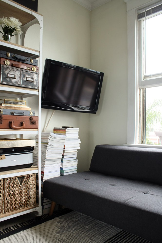 West Elm A Charming Apartment In Under 200 Square Feet