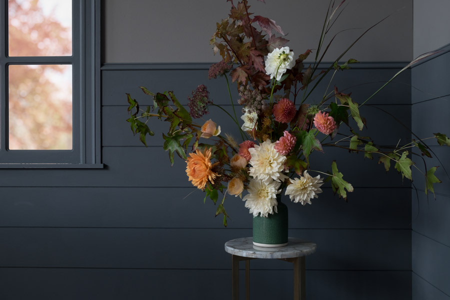west elm - Fall Floral Arrangement