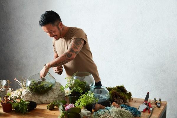 How To Build A Modern Terrarium with Satoshi Kawamoto