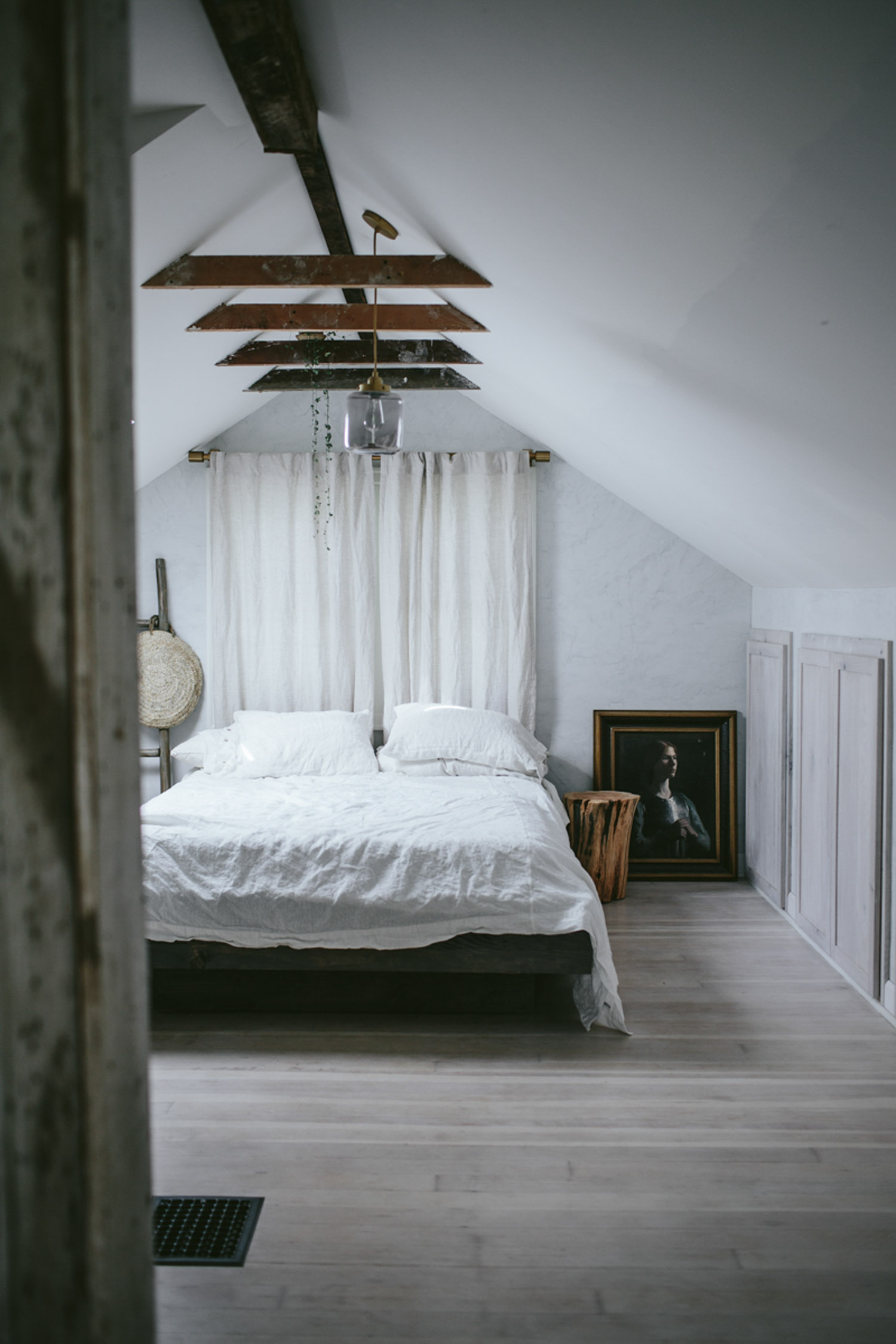 A Cramped Attic Space Gets Opened Up Front Main
