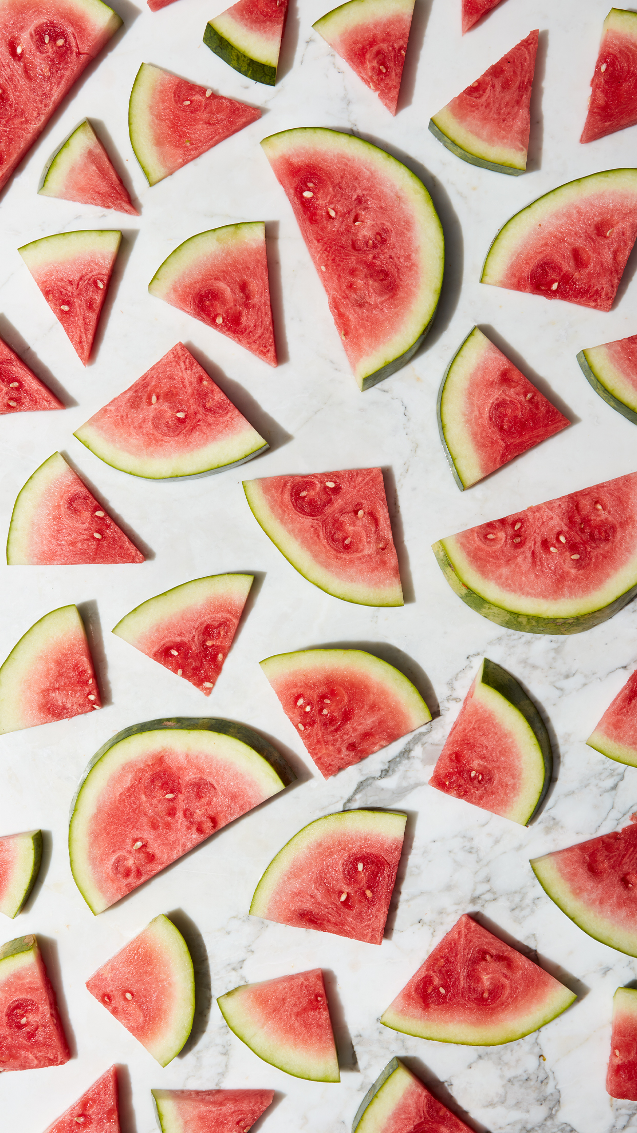 Perk Up Your Phone With This Watermelon Wallpaper Front