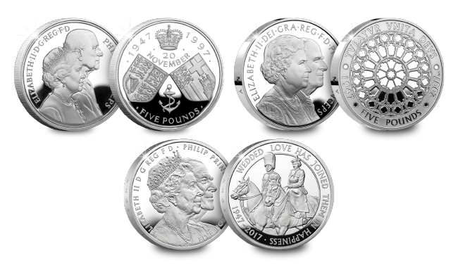 DN Prince Philip – a Life in Coins coin obituary blog images 1 - Prince Philip (1921 - 2021) - a Life in Coins