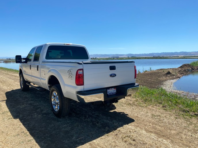 This Ford F350 Crew Cab 4x4 is Available For Sale from WestMitsubishi.com