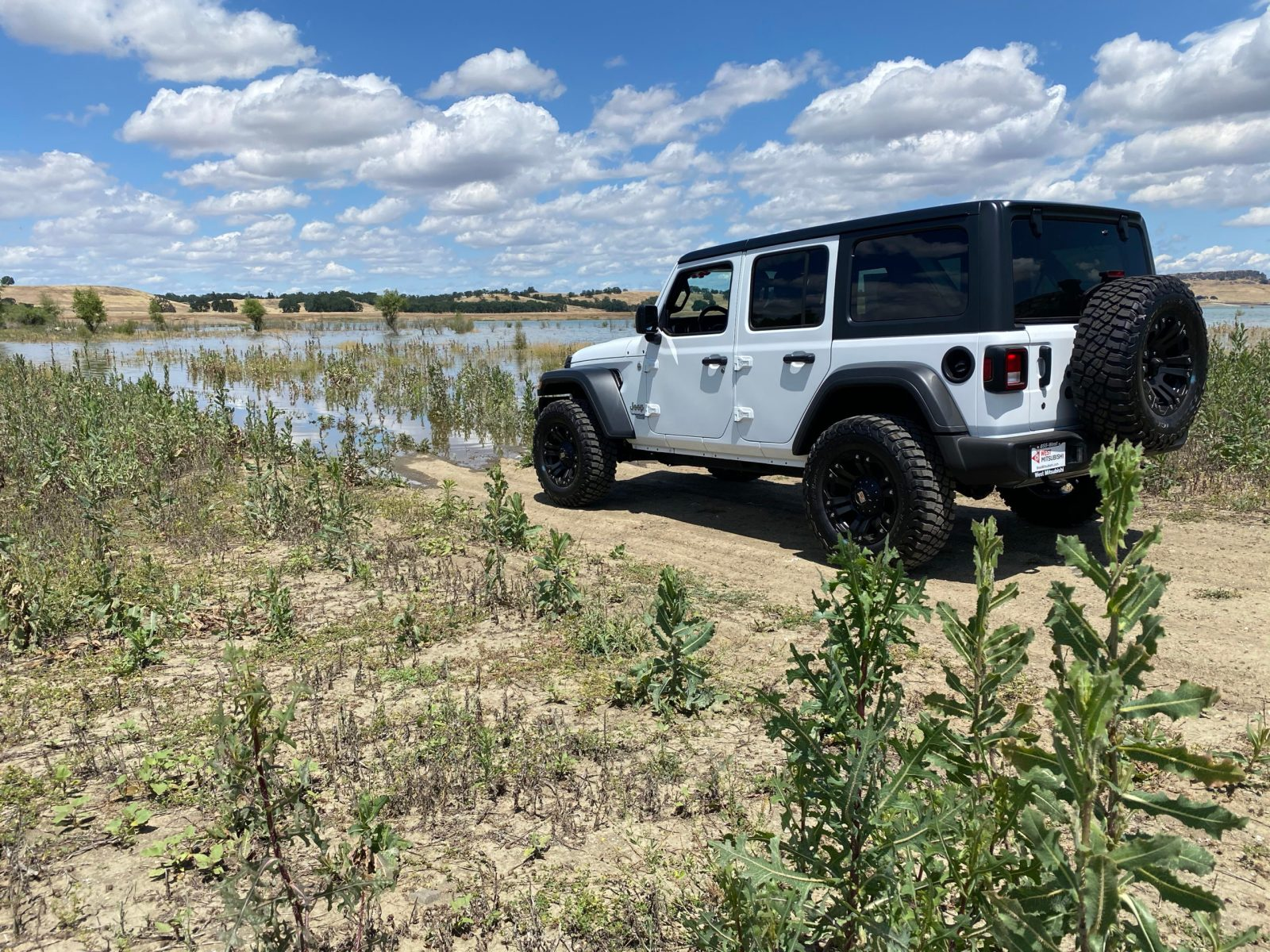 Jeep Wrangler 2.0L Review