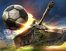 World Of Tanks — EURO 2016