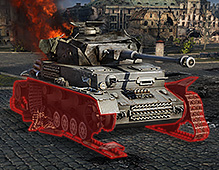 World Of Tanks — Revamp