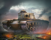 World Of Tanks — Gun Loader