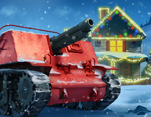 World Of Tanks — New Year 2015