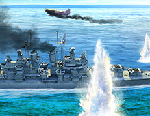 World Of Warships — Air Attack