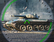 World Of Tanks — Sniper v2