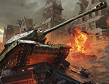 World Of Tanks — 9.0 Key Art