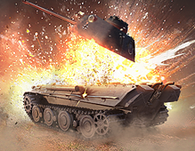 World Of Tanks — Defender