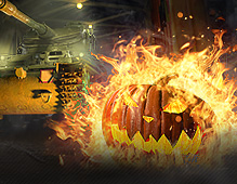World Of Tanks — Halloween