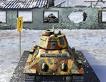 World Of Tanks — Biathlon