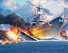 World Of Warships — Ramming