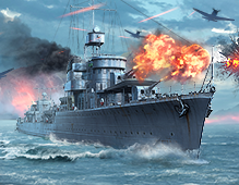 World Of Warships — Dunkirk Interactive