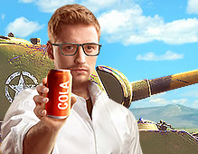 World Of Tanks — Cola Quiz