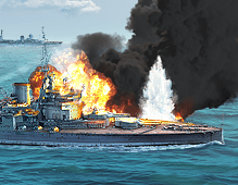 World Of Warships — British Battleships Torpedoes