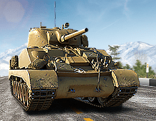 World Of Tanks — Tank Abroad